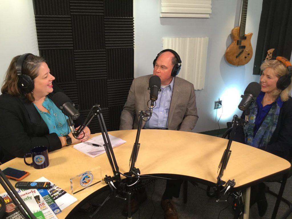 Mark McCallum and Kathy Hoffman, NASBP