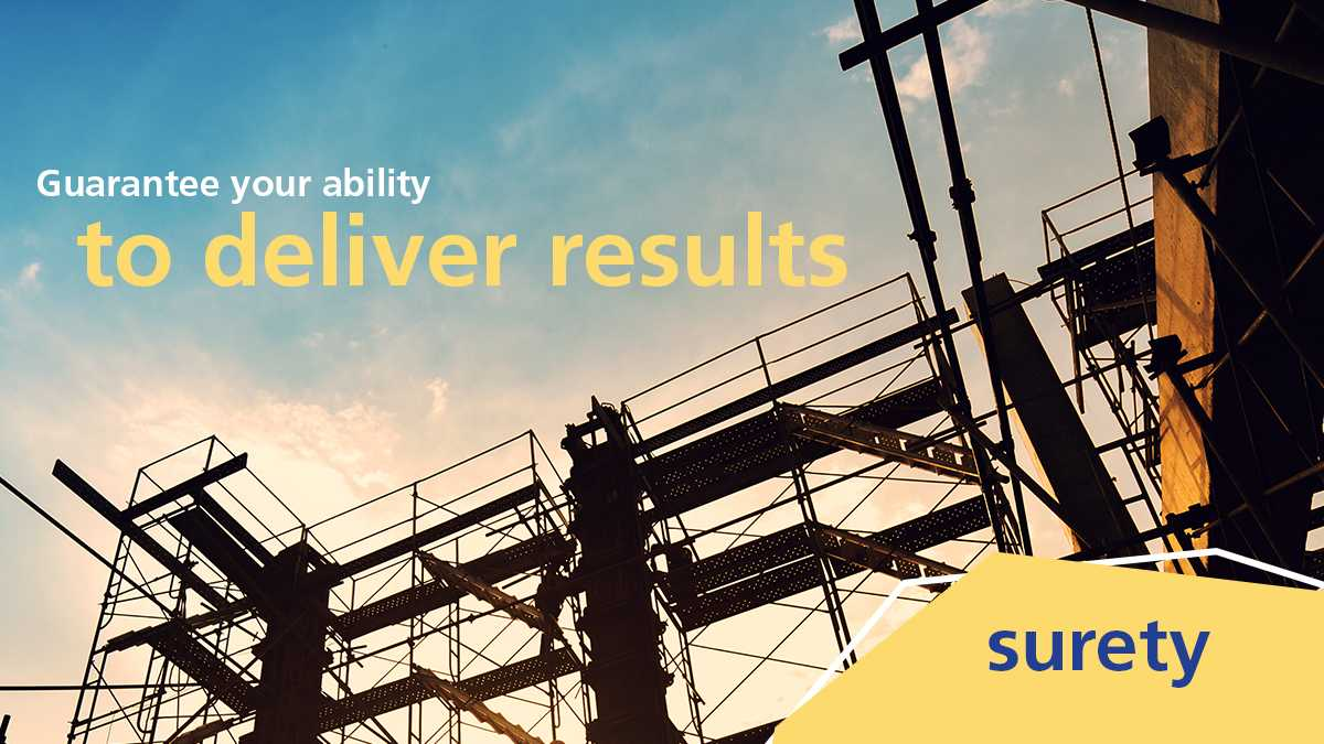 A Look at NASBP's Be Guaranteed to Succeed Campaign and Surety Stories